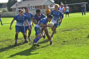 Secondary school rugby